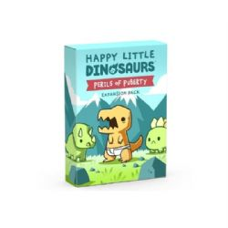 HAPPY LITTLE DINOSAURS -  PERILS OF PUBERTY (ENGLISH)