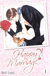 HAPPY MARRIAGE ?! -  INTÉGRALE (VOLUME 1 ET 2) 01