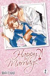 HAPPY MARRIAGE ?! -  INTÉGRALE (VOLUME 3 ET 4) 02