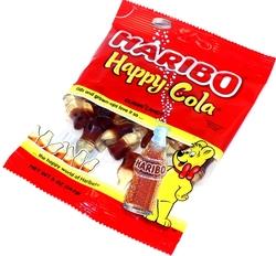 HARIBO -  HAPPY-COLA GUMMIES CANDY (5OZ)