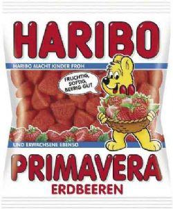 HARIBO -  PRIMAVERA GUMMIES CANDY (3.5 OZ)