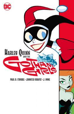 HARLEY QUINN -  HARLEY QUINN AND THE GOTHAM GIRLS TP