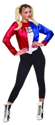 HARLEY QUINN -  HARLEY QUINN COSTUME (ADULT) -  SUICIDE SQUAD