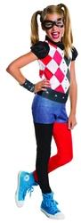 HARLEY QUINN -  HARLEY QUINN COSTUME (CHILD) -  SUPER HERO GIRLS