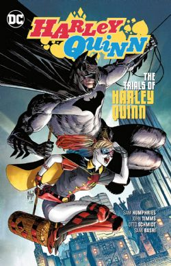 HARLEY QUINN -  THE TRIALS OF HARLEY QUINN TP -  HARLEY QUINN VOL.3 (2016- ) 03