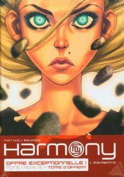 HARMONY -  PACK EN 2 VOLUMES (TOMES 01 ET 02) (FRENCH V.)