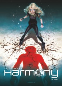 HARMONY -  PACK EN 2 VOLUMES (TOMES 03 ET 04) (FRENCH V.)