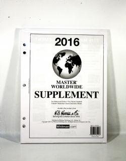 HARRIS WORLDWIDE -  2016 SUPPLEMENT