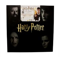 HARRY POTTER -  2020 COLLECTOR'S EDITION WALL CALENDAR + 2 POSTERS (16 MONTHS)