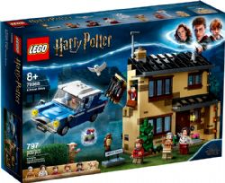 HARRY POTTER -  4 PRIVET DRIVE (797 PIECES) 75968