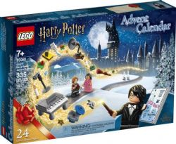 HARRY POTTER -  ADVENT CALENDAR (335 PIECES) 75981