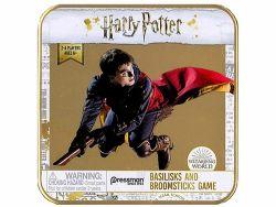 HARRY POTTER -  BASILIKS AND BROOMSTICK GAME (ENGLISH)