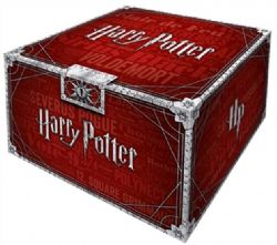 HARRY POTTER -  COFFRET COLLECTOR COMPLET (EDITION COLLECTOR)