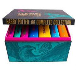 HARRY POTTER -  COMPLETE HARDBACK BOX SET (ADULT EDITION) -ENGLISH V.-