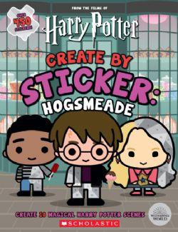 HARRY POTTER -  CREATE BY STICKER: HOGSMEADE