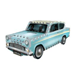 HARRY POTTER -  FLYING FORD ANGLIA (130 PIECES)