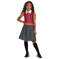 HARRY POTTER -  GRYFFINDOR DRESS (CHILD)
