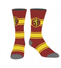 HARRY POTTER -  GRYFFINDOR - PAIR OF SOCKS (10-13)