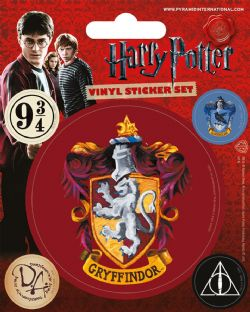 HARRY POTTER -  GRYFFINDOR STICKER