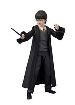 HARRY POTTER -  HARRY POTTER ACTION FIGURE WITH HEDWIG AND ACCESSORIES (4.7INCHES) -  SORCERERS STONE