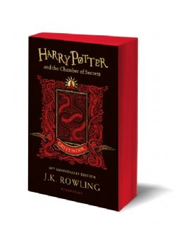 HARRY POTTER -  HARRY POTTER AND THE CHAMBER OF SECRETS . GRYFFINDOR EDITION -  20TH ANNIVERSARY EDITION