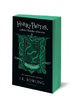 HARRY POTTER -  HARRY POTTER AND THE CHAMBER OF SECRETS . SLYTHERIN EDITION -  20TH ANNIVERSARY EDITION