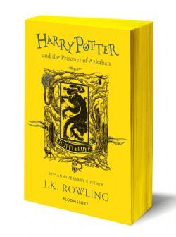 HARRY POTTER -  HARRY POTTER AND THE PRISONER OF AZKABAN . HUFFLEPUFF EDITION -  20 YEARS OF HARRY POTTER MAGIC 03