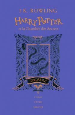 HARRY POTTER -  HARRY POTTER ET LA CHAMBRE DES SECRETS (SERDAIGLE) . EDITION COLLECTOR 02