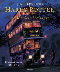 HARRY POTTER -  HARRY POTTER ET LE PRISONNIER D'AZKABAN (ÉDITION ILLUSTRÉE) 03
