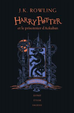HARRY POTTER -  HARRY POTTER ET LE PRISONNIER D'AZKABAN (SERDAIGLE) . EDITION COLLECTOR 03