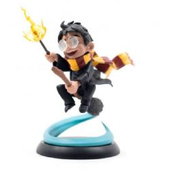 HARRY POTTER -  HARRY POTTER FIGURE (4INCHES) -  Q-FIG