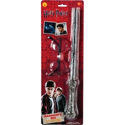 HARRY POTTER -  HARRY POTTER WAND AND EYEGLASSES