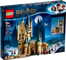 HARRY POTTER -  HOGWARTS ASTRONOMY TOWER (971 PIECES) 75969