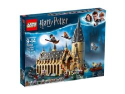 HARRY POTTER -  HOGWARTS GREAT HALL (878 PIECES) 75954