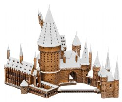 HARRY POTTER -  HOGWARTS IN SNOW - 4 SHEETS