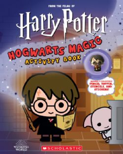 HARRY POTTER -  HOGWARTS MAGIC ACTIVITY BOOK