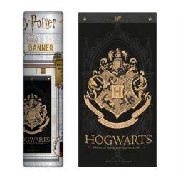 HARRY POTTER -  HOGWARTS WALL BANNER (18,50