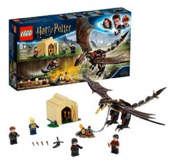 HARRY POTTER -  HUNGARIAN HORNTAIL TRIWIZARD CHALLENGE (265 PIECES) 75946