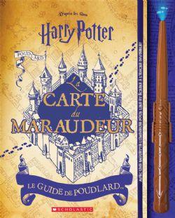 HARRY POTTER -  LA CARTE DU MARAUDEUR