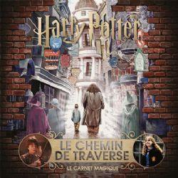 HARRY POTTER -  LE CHEMIN DE TRAVERSE - LE CARNET MAGIQUE