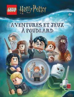 HARRY POTTER -  LEGO HARRY POTTER: AVENTURES ET JEUX À POUDLARD