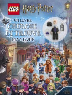 HARRY POTTER -  LEGO HARRY POTTER : UN LIVRE CHERCHE ET TROUVE MAGIQUE