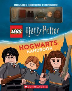 HARRY POTTER -  LEGO - HOGWARTS HANDBOOK