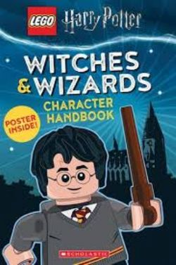 HARRY POTTER -  LEGO - WITCHES & WIZARDS CHARACTER HANDBOOK