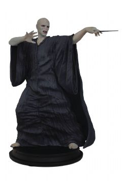 HARRY POTTER -  LORD VOLDEMORT POLYSTONE STATUE (8INCHES)