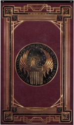 HARRY POTTER -  MACUSA BANNER -  FANTASTIC BEASTS AND WHERE TO FIND THEM