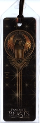 HARRY POTTER -  MAGICAL CONGRESS - BOOKMARK -  FANTASTIC BEASTS AND WHERE TO FIND THEM