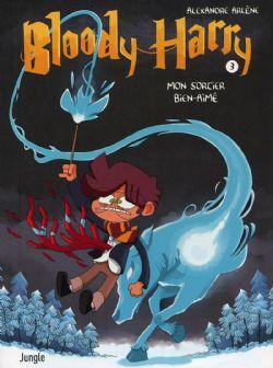 HARRY POTTER -  MON SORCIER BIEN AIMÉ -  BLOODY HARRY 03