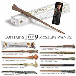 HARRY POTTER -  MYSTERY WAND SERIES 1 (12 INCHES)