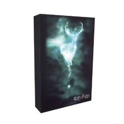 HARRY POTTER -  PATRONUM LUMINART (TOUCH ACTIVATED) (8 X 11.5 INCH)